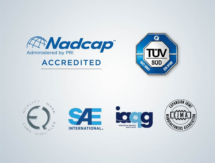 Aerospace Quality Certificates Image Text