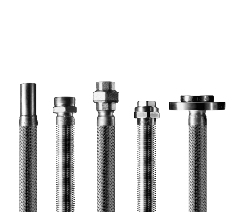 Corrugated hose connectors Product Teaserslider