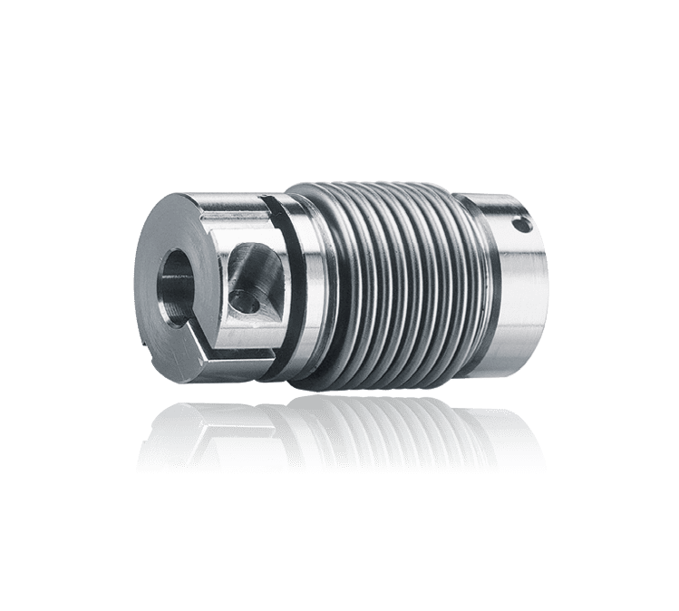 Metal bellows couplings from Witzenmann